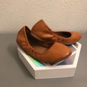 Camel flats size 1 gently used